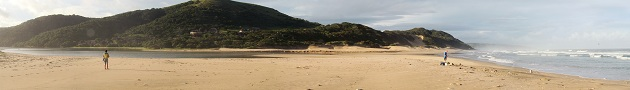 tours south africa wild coast beach