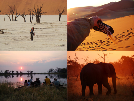 Private safari Namibia & Botswana