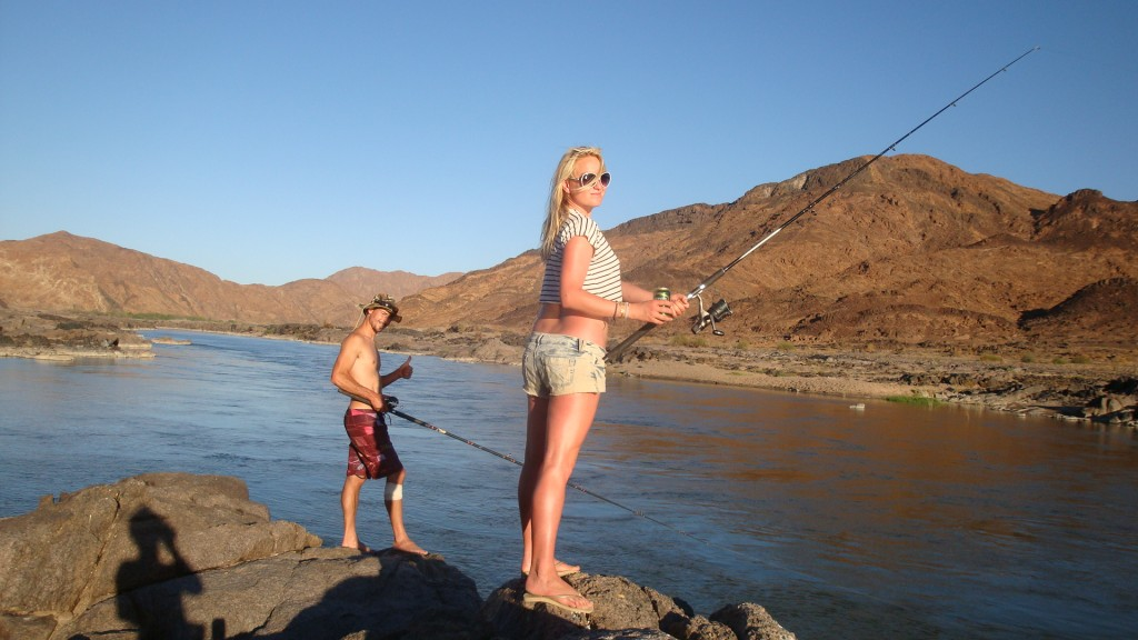 River-rafting, fishing and birding trips - Orange River, South Africa